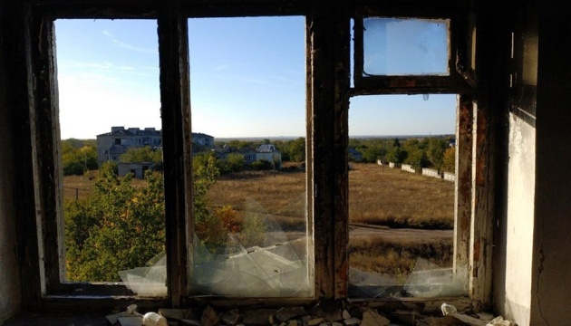 Russian-led forces violate ceasefire twice near Avdiivka