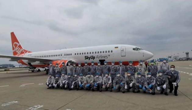 Украинские самолеты отныне будут курсировать в Китай за медсредствами без выходных
