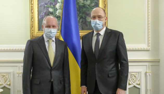 Шмигаль сказав, коли Україна буде готова надати медичний спирт країнам ЄС