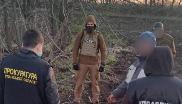 На Луганщині спіймали ексбойовика