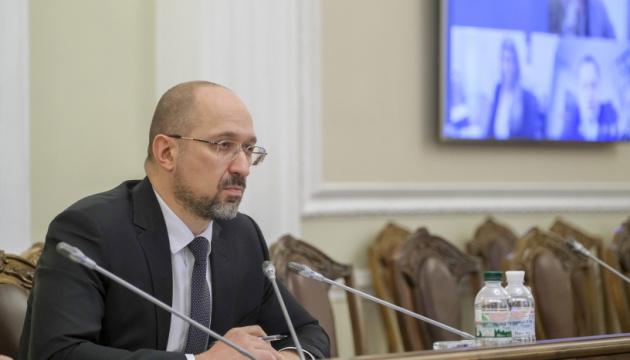 """Шмигаль прокоментував заяви Уманського про """"податкові схеми"""""""