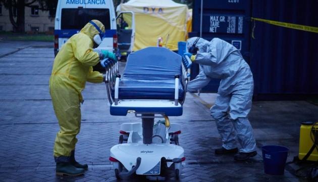 В Іспанії від COVID-19 за добу померли понад 900 осіб, хворих вже більше, ніж в Італії