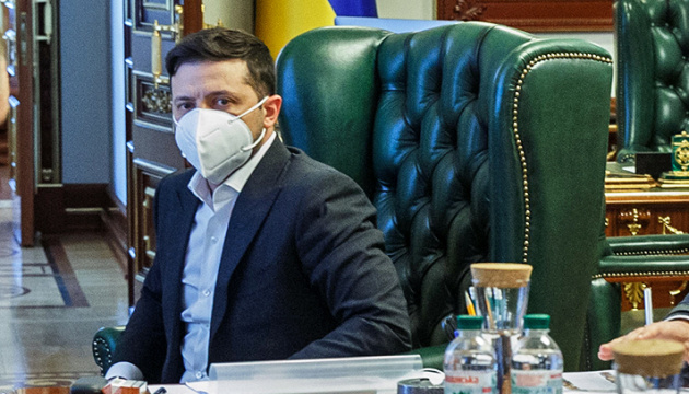 Ukraine starting clinical trials of drug for fight against coronavirus - Zelensky