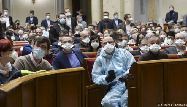 Мокан не исключает изменений в работе Рады из-за заболевших COVID-19 депутатов