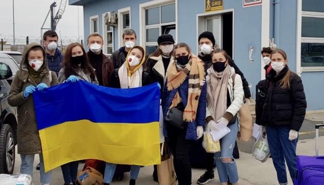 З Туреччини додому поромом повертаються близько 40 громадян України