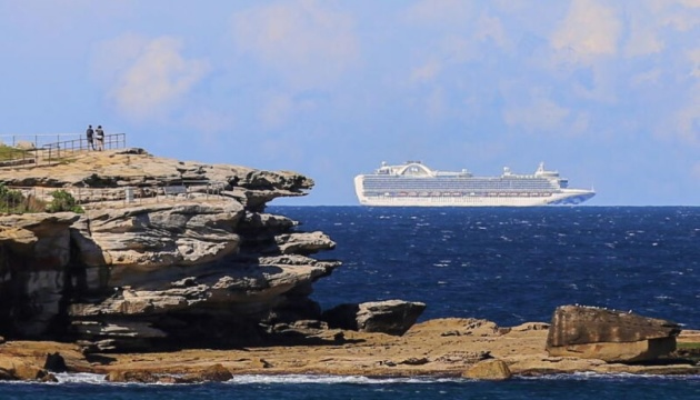 В Австралії розслідують зараження на лайнері: 622 пасажири захворіли на Covid-19 після висадки