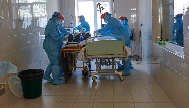 В Україні є вісім повітряних суден для аеромедичної евакуації хворих на коронавірус
