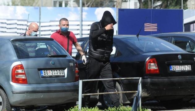 Сербский футболист получил три месяца ареста за нарушение правил карантина