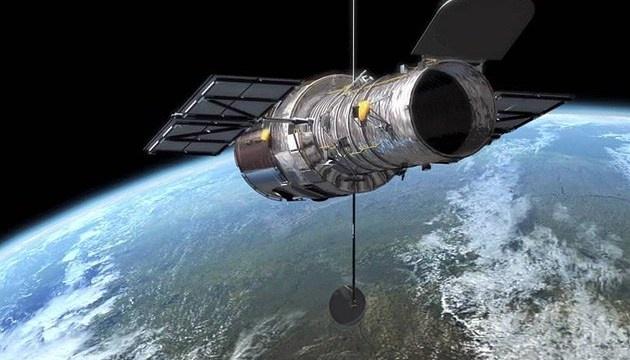 Телескоп Hubble сделал снимок галактики с