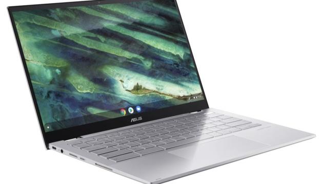Asus представив новий преміум-ноутбук