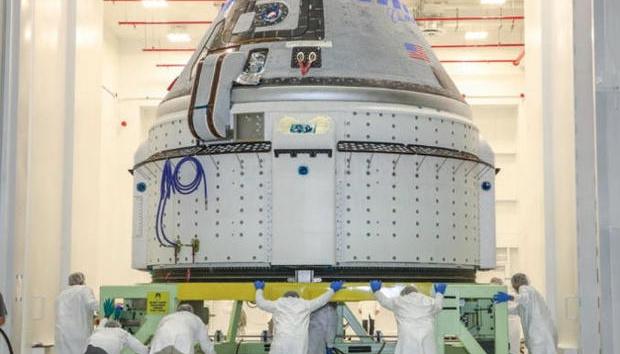 """Boeing еще раз попробует отправить """"космическую маршрутку"""" на МКС"""