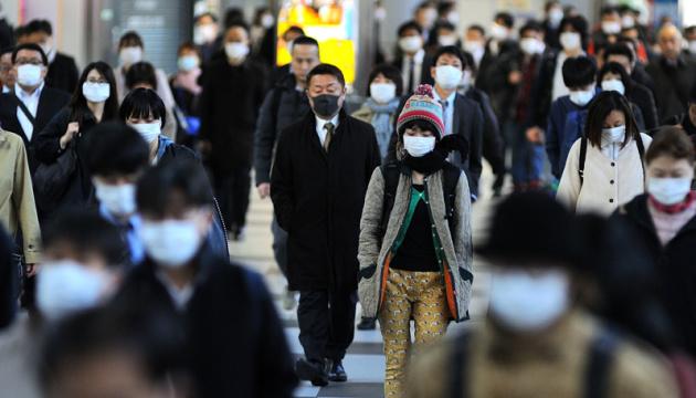 Коронавірус оновив антирекорд у Токіо: за добу майже 500 випадків