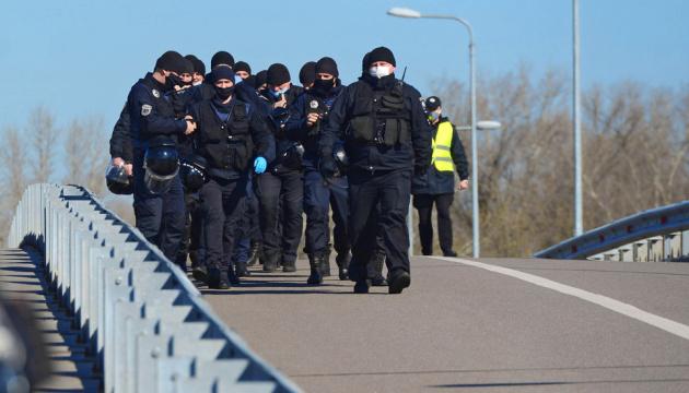 У Києві на вихідних збільшать кількість патрулів у парках і скверах