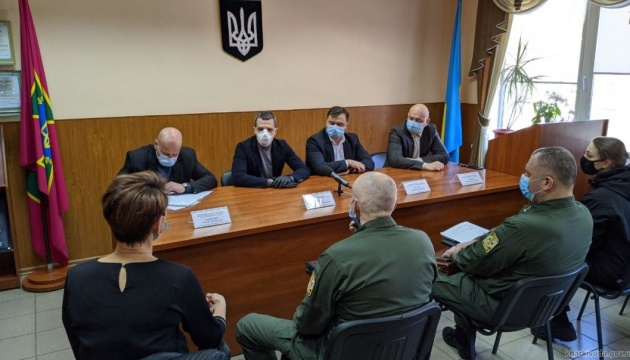 Для обсервації на Харківщині відвели 2 тисячі місць