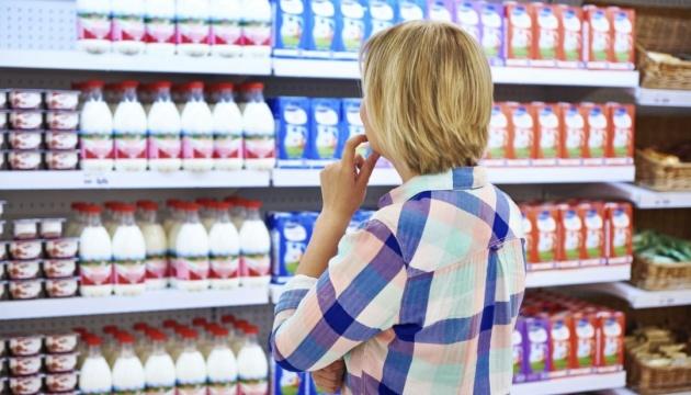 Молоко у супермаркетах за рік подорожчало майже на 5% – експерти