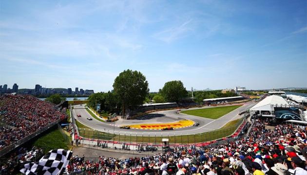 Формула-1: Гран-прі Канади перенесли