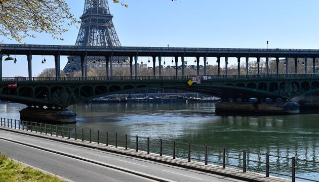 Париж оголосили