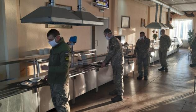 Covid-19 : Aucun nouveau cas signalé dans les Forces armées de l'Ukraine