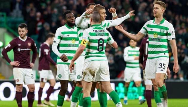 «Селтик» может досрочно стать чемпионом Шотландии