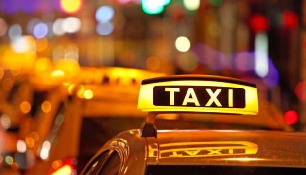Більшість служб таксі в Україні працюють нелегально — Мінінфраструктури