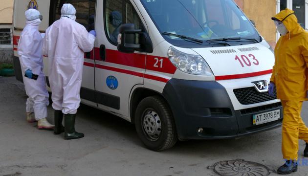 У Києві за добу - 77 випадків коронавірусу