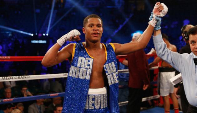 Американському боксеру Хейні повернули звання чемпіона WBC у легкій вазі