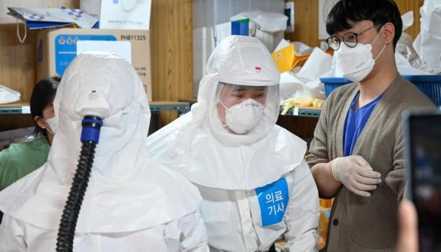 Страйк лікарів у Південній Кореї може зірвати кампанію з вакцинації