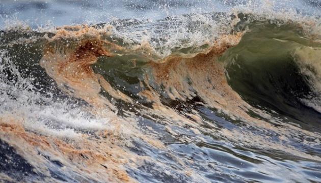 Russian oil tankers pollute Black, Azov Seas