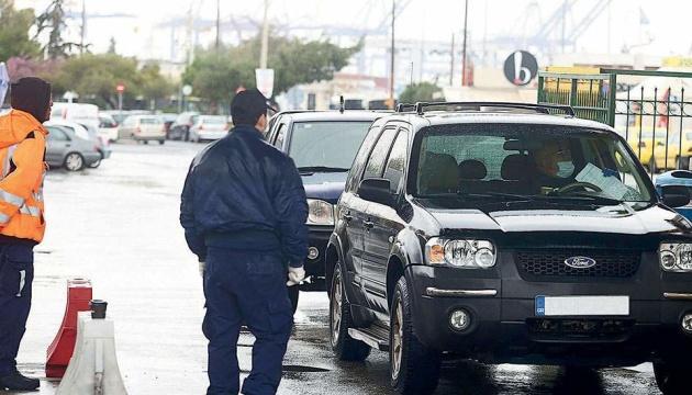 Греція посилила карантинні обмеження на Великдень