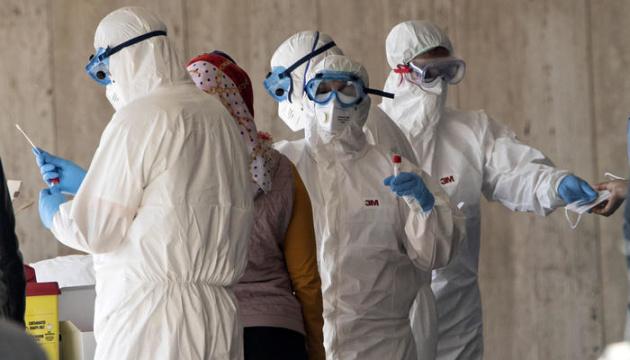 В Італії за добу - найбільше випадків коронавірусу із початку пандемії