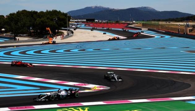 Формула-1: старт в липні, 19 гонок в сезоні