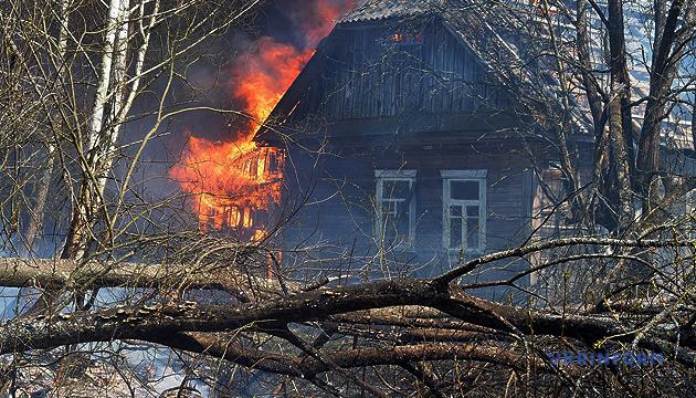 Пожежа в чорнобильській зоні – найбільша з часів аварії у 1986-му