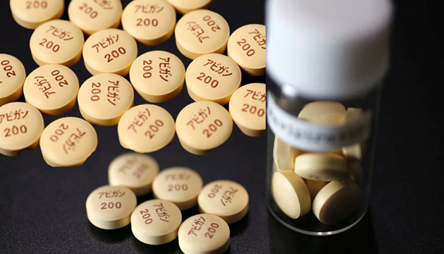 ウクライナ国内でアビガンの後発薬の登録手続き開始