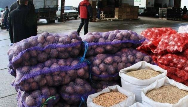 На Херсонщине приостановили работу крупнейшего на юге Украины рынка