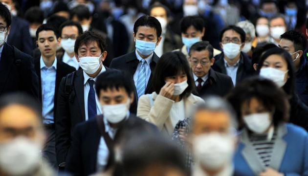 В Японії за добу - рекордна кількість випадків коронавірусу