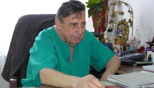 Лікар Касьян. Микола-чудотворець