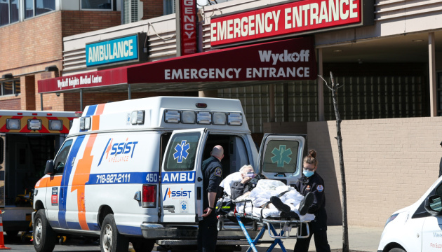 Погибших от COVID-19 в Штатах уже больше, чем потерь в войнах ХХ века