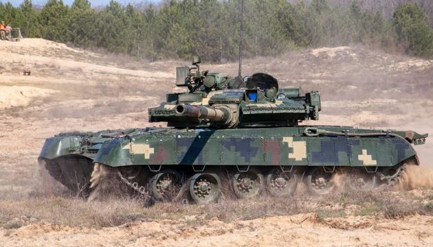 Снайперская стрельба и танковая