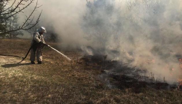 Житомирщина нарахувала мільярд збитків від лісових пожеж навесні