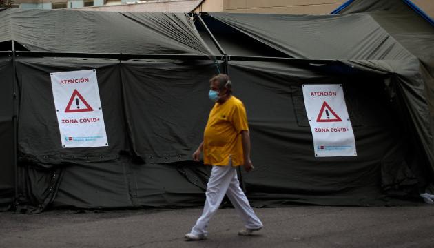 Вчені не виявили у іспанців колективного імунітету до коронавірусу