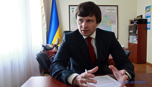 Titular de Hacienda: Ucrania va recuperando el crecimiento económico