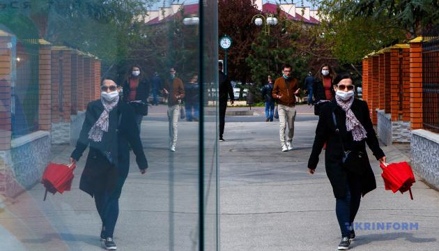 В Ужгороді відповіли на закиди ОДА про «поширення коронавірусу» на мітингах