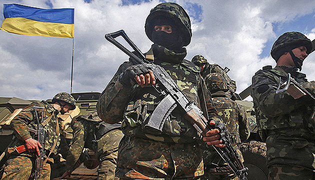 Armed hostilities started in Donbas six years ago