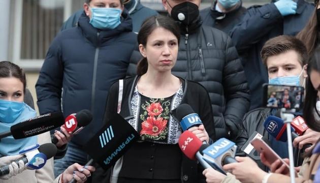 Судді, які мали розглядати справу ексдепутатки Чорновол, взяли самовідвід