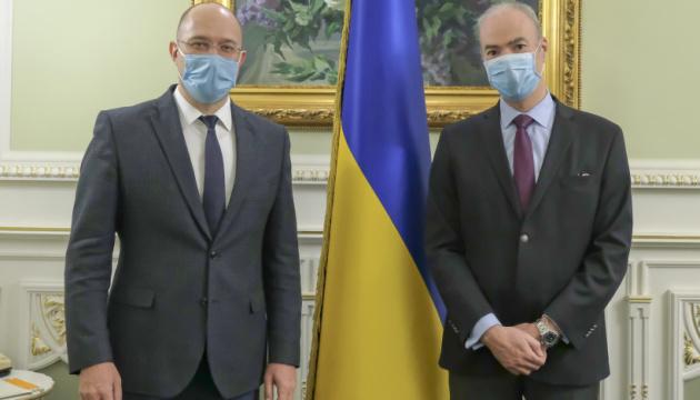 Україна і Франція домовилися про співпрацю в реалізації інфраструктурних проєктів