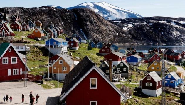 Гренландия первая в мире