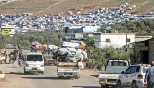 После мартовского прекращения огня домой вернулись 110 тысяч сирийцев