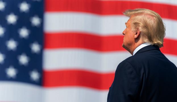 Трамп до конца недели готов объявить своего номинанта на место судьи Гинзбург