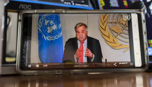 Штаб-квартира ООН в облозі пандемії