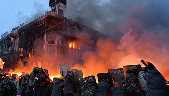 ЄСПЛ оприлюднив рішення щодо 33 скарг у справах Майдану – активісти